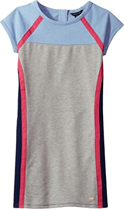 Tommy Hilfiger Kids - Color Blocked Dress (Big Kids)