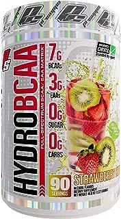 ProSupps HydroBCAA BCAA/EAA Full Spectrum Matrix, 7g BCAAs, 3g EAAs, 0g Sugar, 0g Carbs, 90 Servings, (Strawberry Kiwi Flavor)
