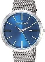 Steve Madden Men's Mesh Watch SMW255