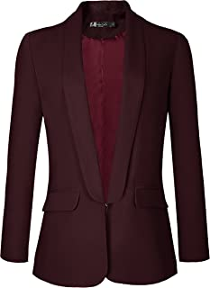 1f556065f2417 Amazon.com  Reds - Blazers   Suiting   Blazers  Clothing