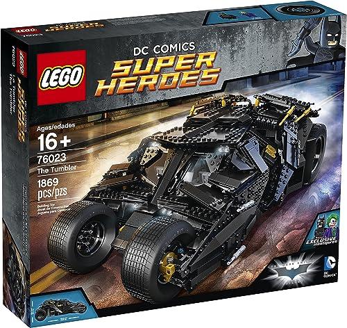 artículos de promoción LEGO Superheroes Superheroes Superheroes 76023 The Tumbler (Discontinued by manufacturer) by LEGO  bajo precio del 40%