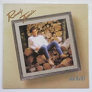 Randy Travis: Old 8 x 10 [Vinyl LP] [Stereo] [Cutout]