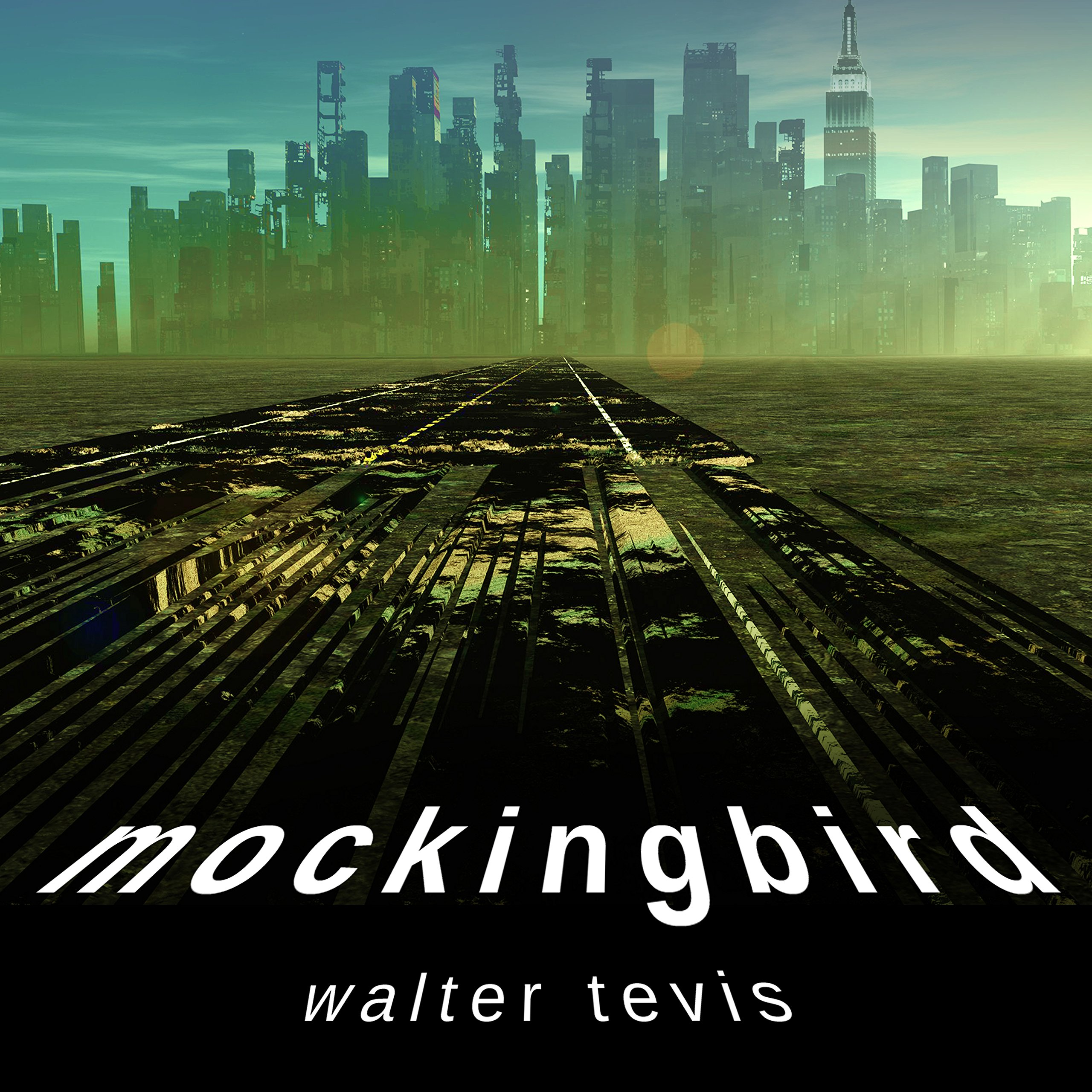 Cover image of Mockingbird by Walter Tevis