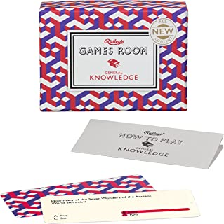 General Knowledge Card Game