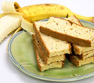 Irene's Bakery All Natural Fat Free Banana Bread Biscotti