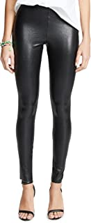 Women's Perfect Control Faux Leather Leggings