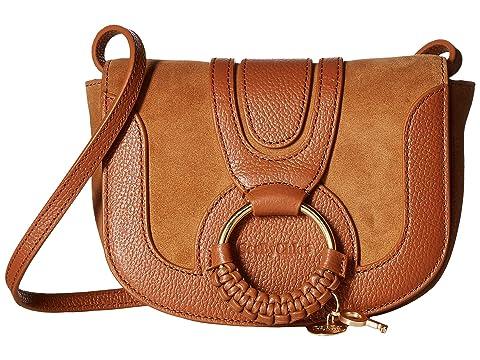 See by Chloe Hana Small Leather Crossbody Bag