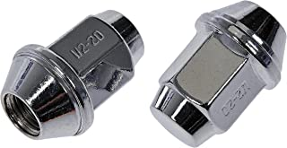 Dorman 611-292 Wheel Lug Nut for Select Ford / Mercury Models, Pack of 10 (OE FIX)