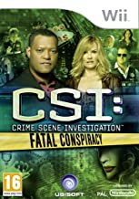 CSI: Fatal Conspiracy Wii