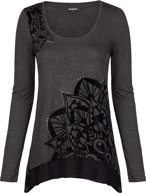 Desigual Women's T-Shirt Sullivan