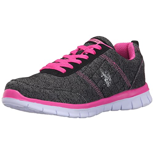 U.S. Polo Assn.(Womens) Womens Cece Fashion Sneaker