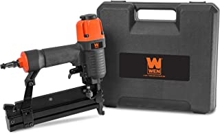 "WEN 61718 18 Gauge 2"" 2-in-1 Pneumatic Brad Nailer & Stapler with Carrying Case.."