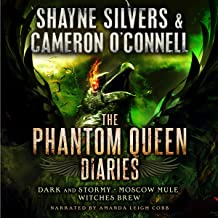The Phantom Queen Diaries: Books 4-6: The Phantom Queen Diaries Boxsets, Book 2