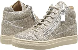 Giuseppe Zanotti Kids Oldglitt (Toddler/Little Kid)