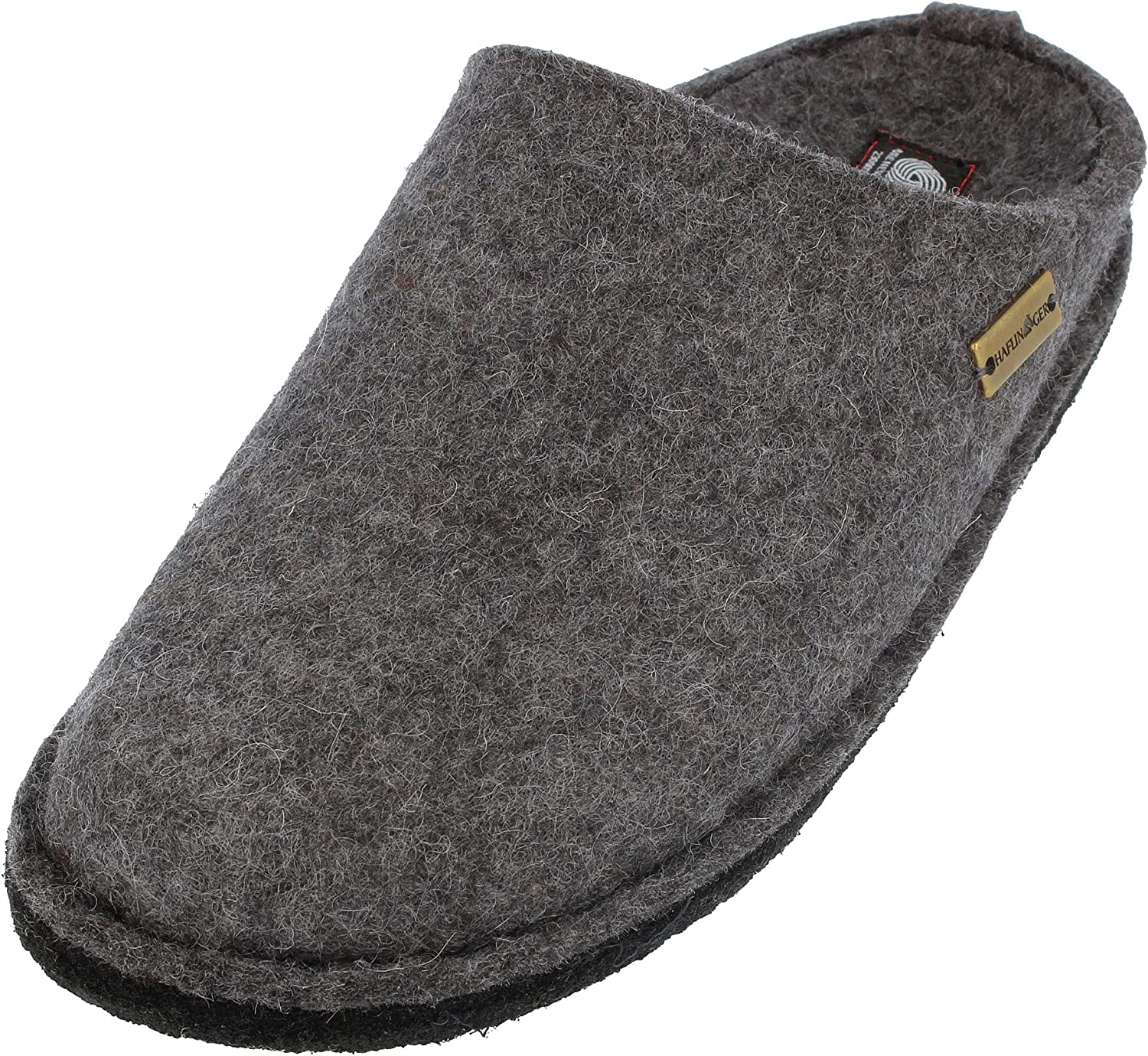 HAFLINGER womens Open In stock Slippers Back Max 89% OFF