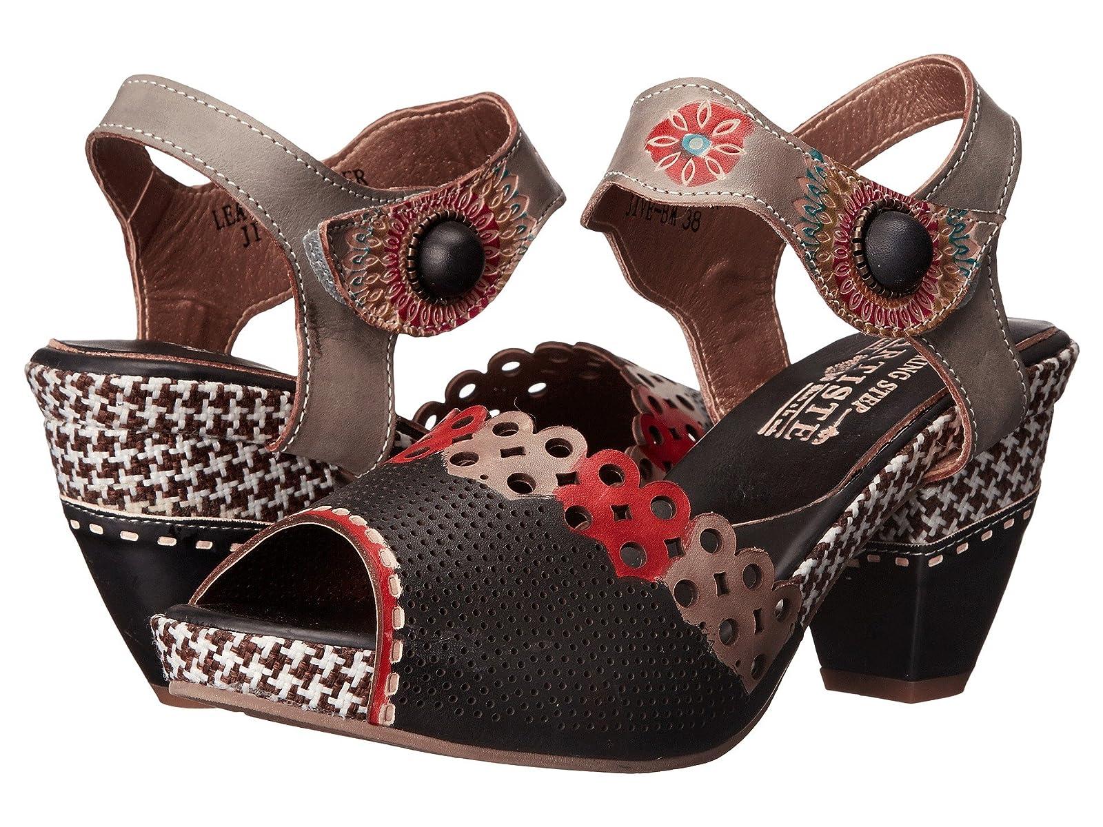 L'Artiste by Spring Step JiveAtmospheric grades have affordable shoes
