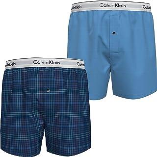 Calvin Klein | Men's Pack of 2 Slim Fit Boxers