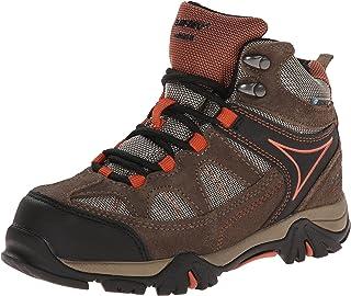 Hi-Tec Altitude Lite I Waterproof JR Hiking Boot (Toddler/Little Kid/Big Kid),Smokey Brown/Taupe/Red Rock,1 M US Little Kid