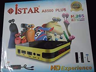 IStar Korea A8500 Plus Full Hd Free Arabic African Turkish Kurdish German French Indian Persian Spanish Polish Dutch Somali 2018