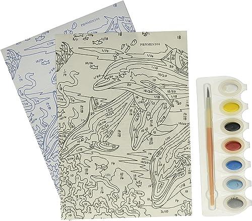 diseños exclusivos Mini vernice numero Kit 5 5 5  X 7 -delfini Junior  calidad garantizada