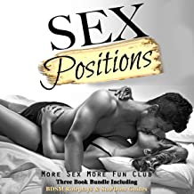 Sex Positions: Three-Book Bundle Including BDSM Roleplays and Sub/Dom Guides