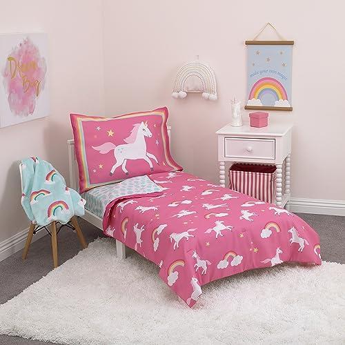 Girls Disney Princess Symbol Of The Brand New 4 Piece Toddler Bedding Set 4 Prints Buy One Get One Free