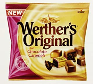 Werthers Chocolate Toffee, 100 gm