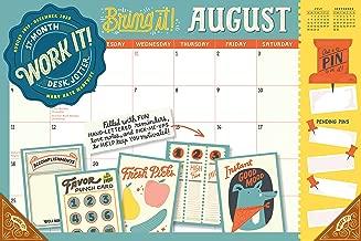 Work It! 17-Month Desk Jotter 2020