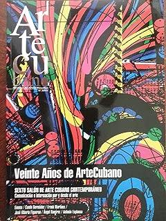 Artecubano,revista de artes visuales.numero 4 del 2014.