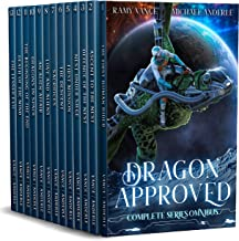 Dragon Approved Complete Series Boxed Set (Books 1 - 13): A Middang3ard Series