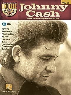 Johnny Cash Songbook: Ukulele Play-Along Volume 14