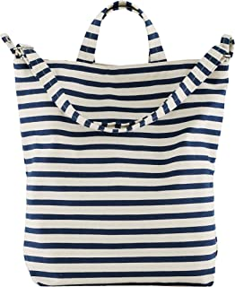 Duck Bag Canvas Tote, Essential Tote, Spacious and Roomy, Sailor Stripe