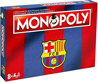 Winning Moves Monopoly Fc Barcelona (10537), multicolor (ELE