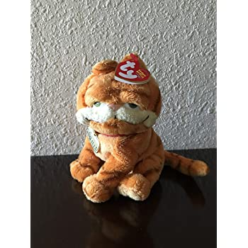 Toy by Ty Beanie Ty Beanie Babies Garfield Collection Nermal the Cat