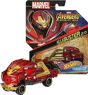 Hot Wheels Marvel Infinity War Character Cars Hulkbuster 2.0 (Veronica)