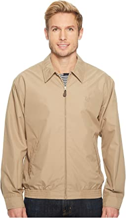 Full Zip Microfiber Jacket