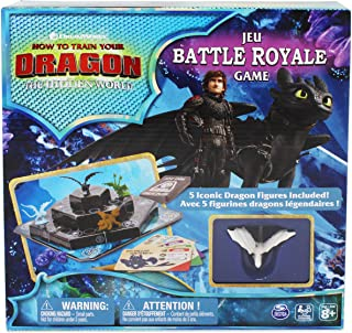 DreamWorks, How to Train Your Dragon, The Hidden World, Battle Royale Game for Kids, Teens, & Adults