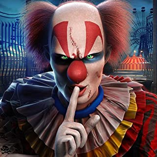 Scary Clown Survival in Horror Haunted House 3D: Scary Neighbor Hard Time Survival Action Thrilling Escape Simulator Game Free For Kids
