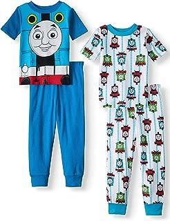 Baby Thomas The Train Boys 4-Piece Cotton Pajama Set