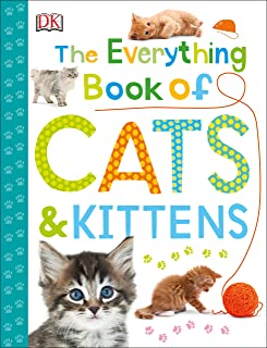 The Everything Book of Cats and Kittens (Everything About Pets)