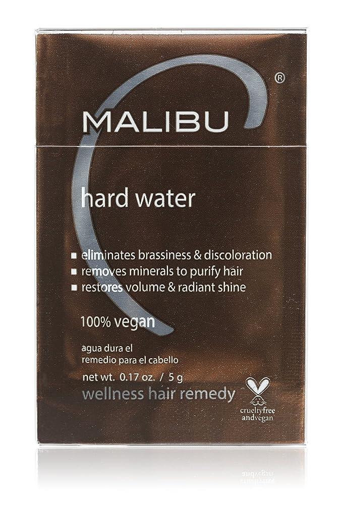 コンサルタント休憩する正確にマリブ C Hard Water Wellness Hair Remedy 12x5g/0.17oz並行輸入品