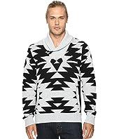 Staple - Native Shawl Sweater