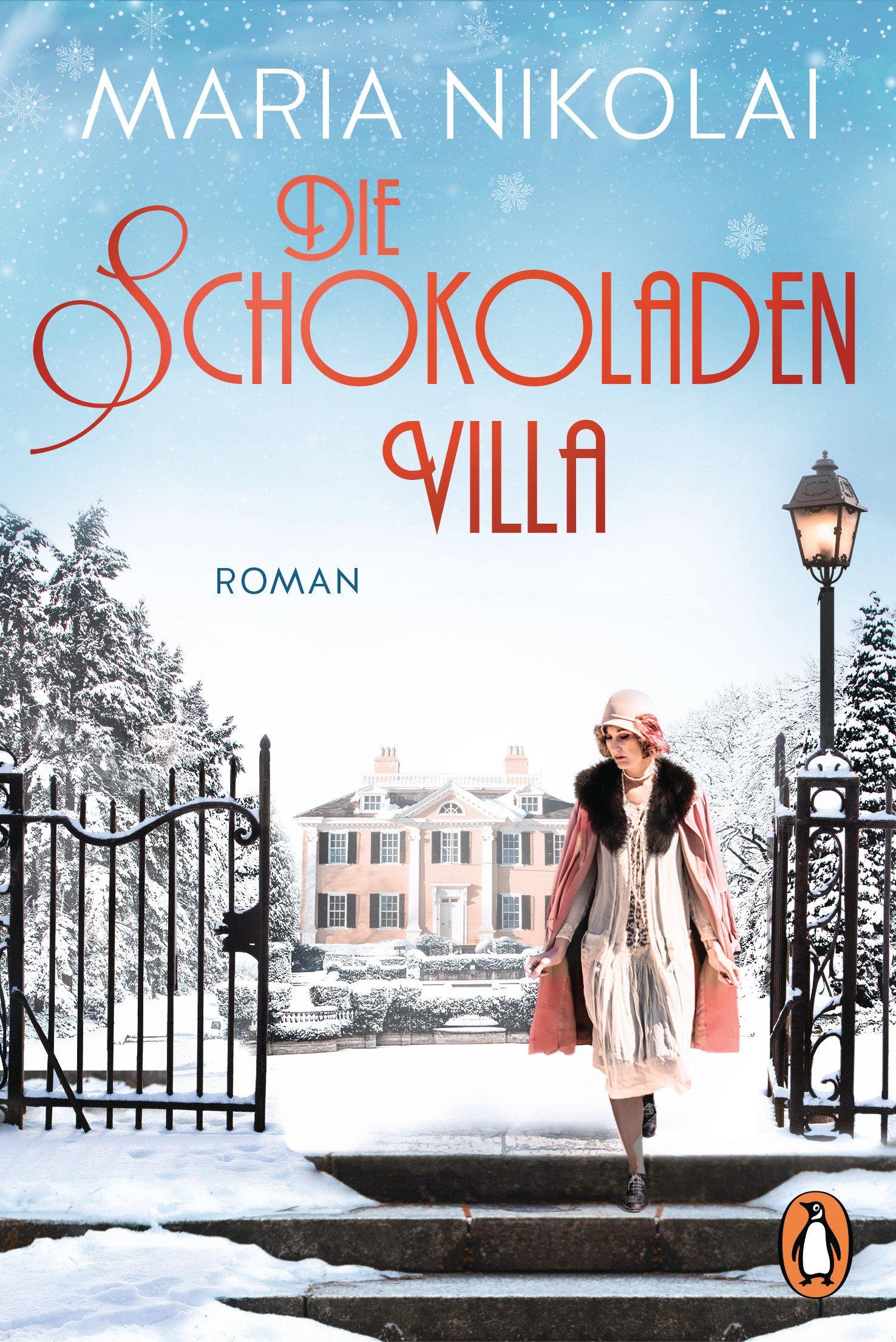 Die Schokoladenvilla: Roman – Der Bestseller (Die Schokoladen-Saga 1) (German Edition)