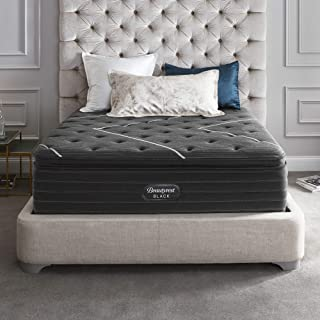 Beautyrest Black C-Class Plush Pillow Top Queen Mattress