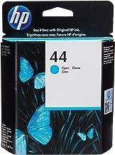 HP HEW51644C Ink Cartridge, Cyan, Inkjet, 1100 Page
