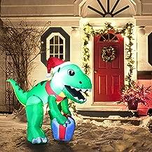 Best christmas t rex decoration Reviews