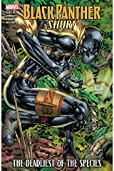 Black Panther: Shuri - Deadliest of the Species (Black Panther (2008-2010)) Kindle Edition