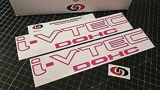 UNDERGROUND DESIGNS I VTEC DOHC 12