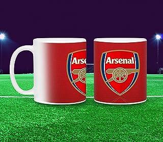 Arsenal Football Club Printed Mug- 11oz Ceramic Coffee Mug