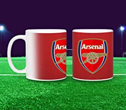 Arsenal Football Club Printed Mug- 11oz Ceramic Coffee Mug